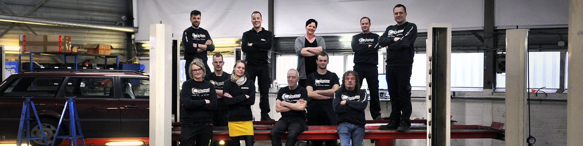 Onze medewerkers